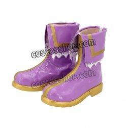 画像3: バンドリ! 市ヶ谷 有咲風 コスプレ靴 ブーツ