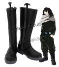僕のヒーローアカデミア 相澤消太風 コスプレ靴 ブーツ