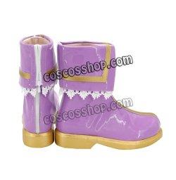 画像4: バンドリ! 市ヶ谷 有咲風 コスプレ靴 ブーツ