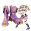 バンドリ! 市ヶ谷 有咲風 コスプレ靴 ブーツ