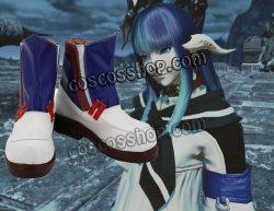 画像1: ファイナルファンタジーXIV FF14 セーラー風 02 コスプレ靴 ブーツ