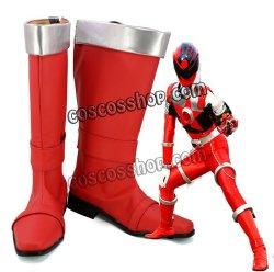 画像1: Stinger風 コスプレ靴 ブーツ