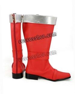 画像3: Stinger風 コスプレ靴 ブーツ