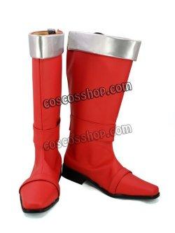画像2: Stinger風 コスプレ靴 ブーツ