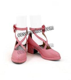 画像2: バンドリ! ガールズバンドパーティ 丸山彩風 コスプレ靴 ブーツ
