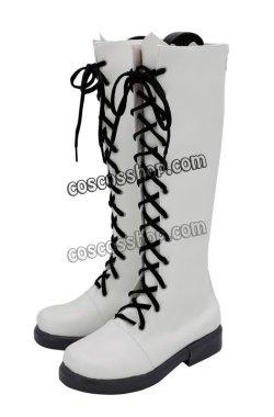 画像4: 京騒戯画 稲荷風 コスプレ靴 ブーツ