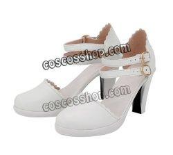 画像3: 送料無料マクロスF マクロスフロンティア シェリル・ノーム風 08 コスプレ靴 ブーツ