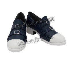 画像2: 魔法少女リリカルなのは 高町なのは風 02コスプレ靴 ブーツ