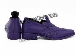 画像4: ジョジョの奇妙な冒険 黄金の風 ジョジョの奇妙な冒険 レオーネ・アバッキオ風/Leone Abbacchio コスプレ靴 ブーツ