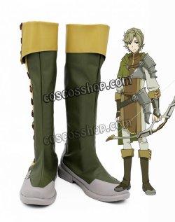画像1: 盾の勇者の成り上がり 川澄樹風 コスプレ靴 ブーツ