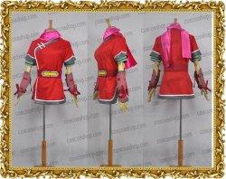 画像1: 幻想水滸伝II カスミ風 ●コスプレ衣装