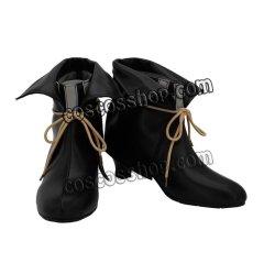 画像1: ニル・アドミラリの天秤 帝都幻惑綺譚風 コスプレ靴 ブーツ