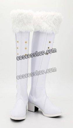 画像2: A3! エースリー 瑠璃川幸風 コスプレ靴 ブーツ
