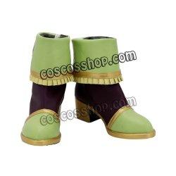 画像2: アイカツ! 冴草きい風 コスプレ靴 ブーツ