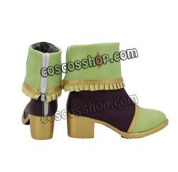 画像3: アイカツ! 冴草きい風 コスプレ靴 ブーツ