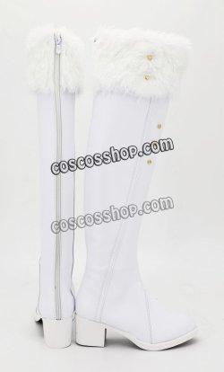 画像3: A3! エースリー 瑠璃川幸風 コスプレ靴 ブーツ